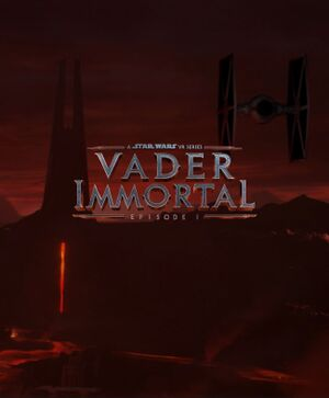 Vader ImmortalA Star Wars VR Series cover