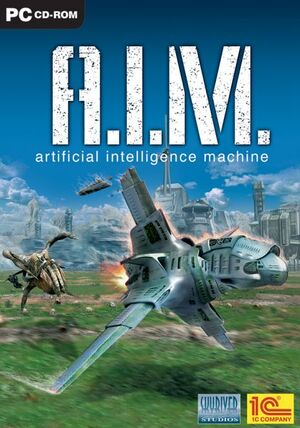 A.I.M.: Artificial Intelligence Machines cover