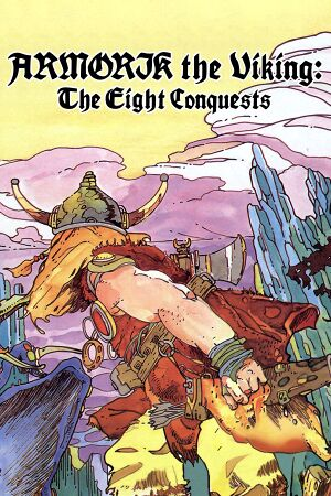 Armorik the Viking: The Eight Conquests cover