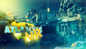 Atlantis VR cover