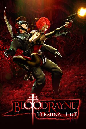 BloodRayne: Terminal Cut cover