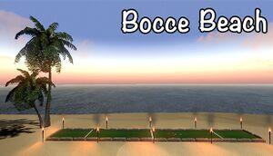 Bocce Beach cover