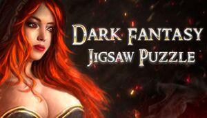 Dark Fantasy: Jigsaw Puzzle cover