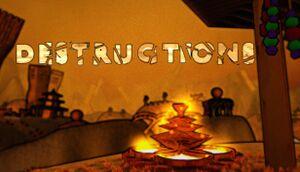 Destructions cover