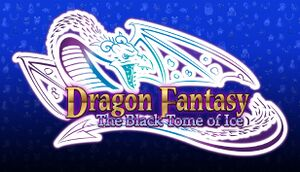 Dragon Fantasy: The Black Tome of Ice cover