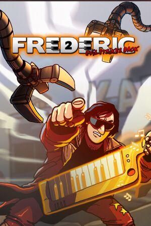 Frederic: Evil Strikes Back cover