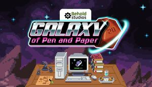 Galaxy of Pen & Paper cover