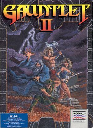 Gauntlet II cover