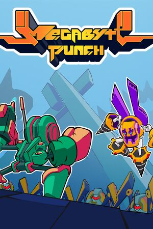 Megabyte Punch cover