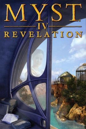 Myst IV: Revelation cover