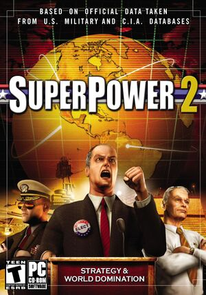 SuperPower 2 cover