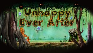 Unhappy Ever After cover
