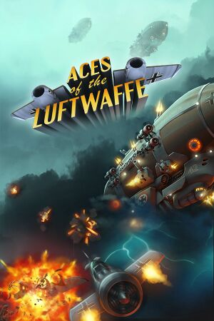 Aces of the Luftwaffe cover