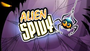 Alien Spidy cover