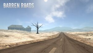 Barren Roads cover