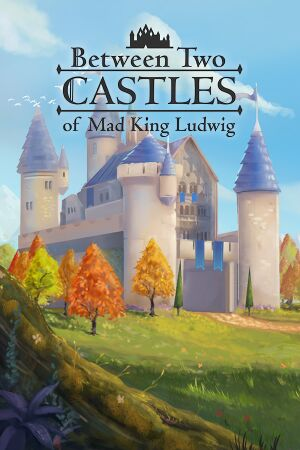 Between Two Castles - Digital Edition cover