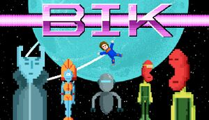 Bik - A Space Adventure cover