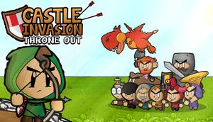 Castle Invasion: Throne Out cover