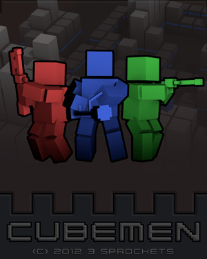Cubemen cover