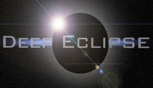 Deep Eclipse: New Space Odyssey cover