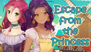 Escape from the Princess cover
