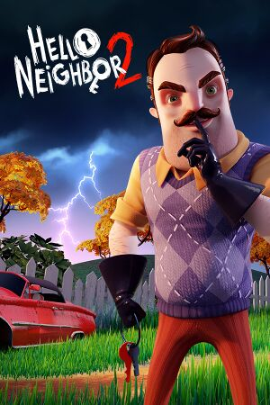 Hello Neighbor 2 cover