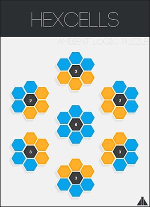 Hexcells cover