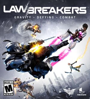 LawBreakers cover