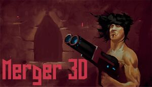Merger 3D cover