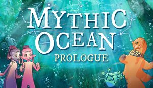 Mythic Ocean: Prologue cover