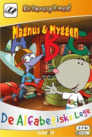 Skipper & Skeeto: The Alphabetic Games cover