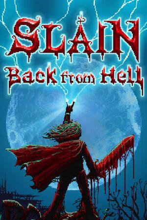 Slain: Back from Hell cover