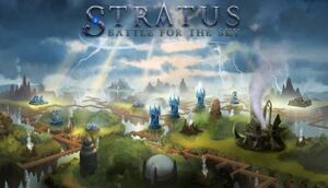 Stratus: Battle For The Sky cover