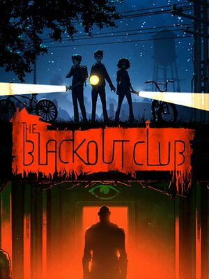 The Blackout Club cover
