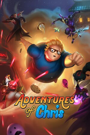 Adventures of Chris cover