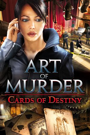 Art of Murder - Cards of Destiny cover