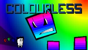 Colourless cover