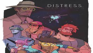 Distress: A Choice-Driven Sci-Fi Adventure cover