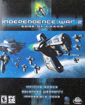 Independence War 2: Edge of Chaos cover