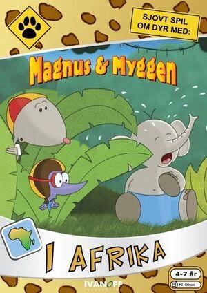 Magnus & Myggen i Afrika cover
