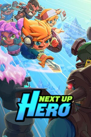 Next Up Hero cover