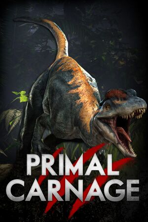 Primal Carnage cover
