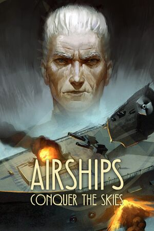 Airships: Conquer the Skies cover
