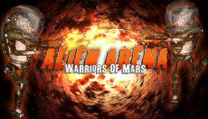 Alien Arena: Warriors of Mars cover