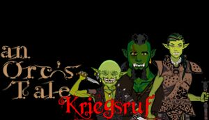 An Orc's Tale: Kriegsruf cover