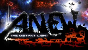 Anew: The Distant Light cover