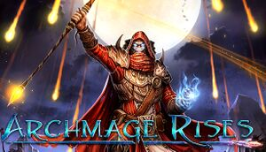 Archmage Rises cover