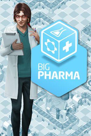 Big Pharma cover