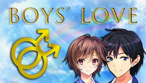 Boy's Love cover