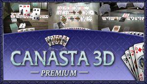 Canasta 3D Premium cover